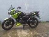 TVS Apache RTR 160 2018 Motorcycle