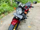 Honda HONDA HORNET CH 125  BCK  2008 Motorcycle