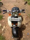 Honda Honda Crea SCOOPY 2015 Motorcycle